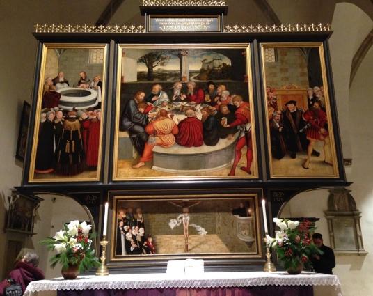 Cranach-altar